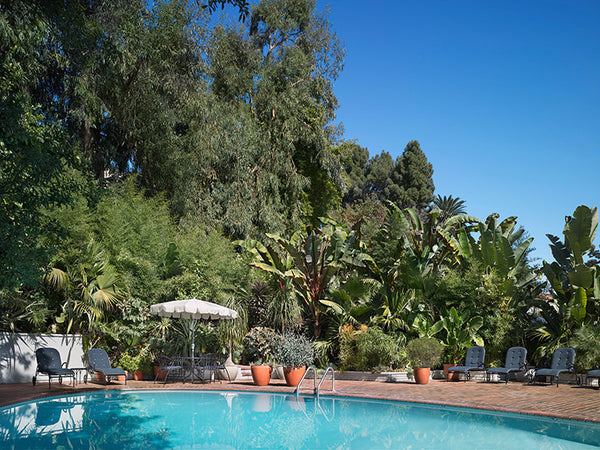Dream Destination Bucket List Tamarind Travel Chateau Marmont