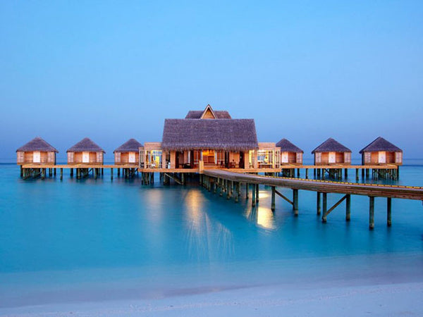 Dream Destination Bucket List Tamarind Travel Maldives Water Villa