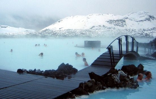Dream Destination Bucket List Tamarind Travel  Blue Lagoon Iceland