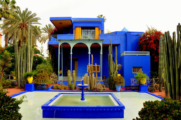 Dream Destination Bucket List Tamarind Travel Jardin Majorelle