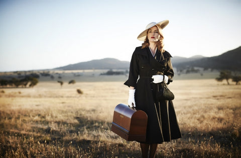 The Dressmaker Film Fashion Australia