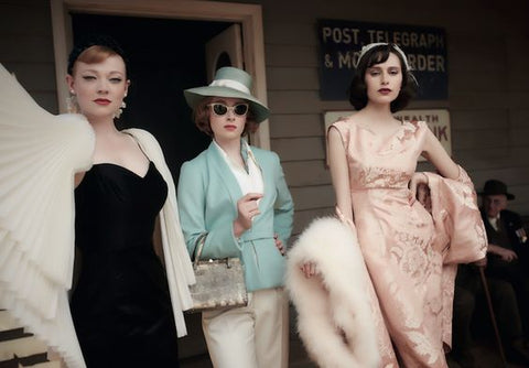 The Dressmaker Film Fashion Cinema Style