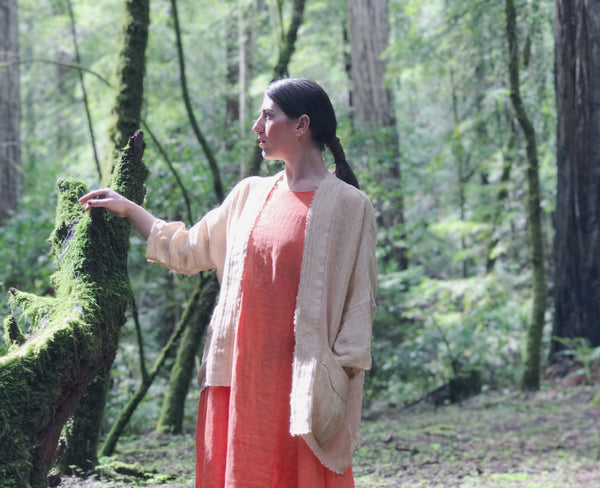 Into The Woods Forest Frocks In the Redwoods Spring Styles