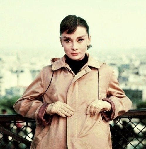 Funny Face French Style Audrey Hepburn
