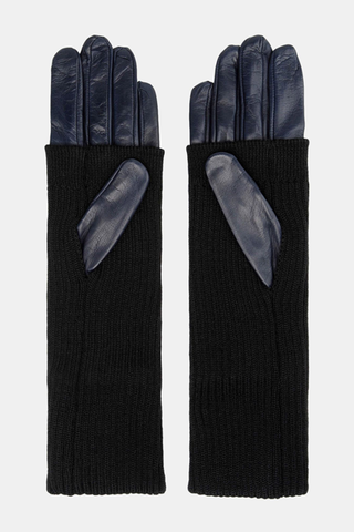 Jil Sander Gloves Winter Getaway Tamarind Fashion