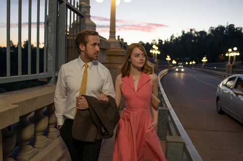 LaLa Land Film Fashion Emma Stone Musical