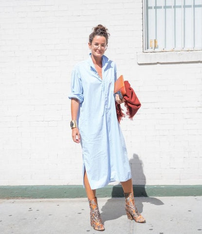 Nightgown Thanksgiving Outfit Inspiration Tamarind