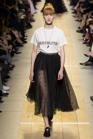 Spring Runway Trends Tamarind Ready To Wear 2017 Christian Dior