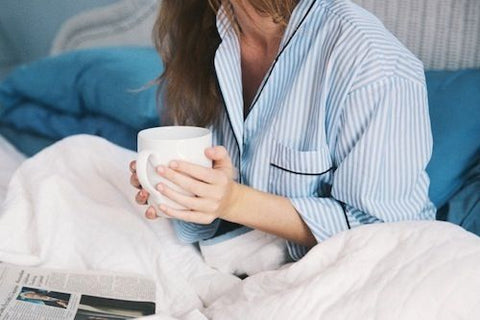 The Pros and Cons of Getting Dressed Waking Up