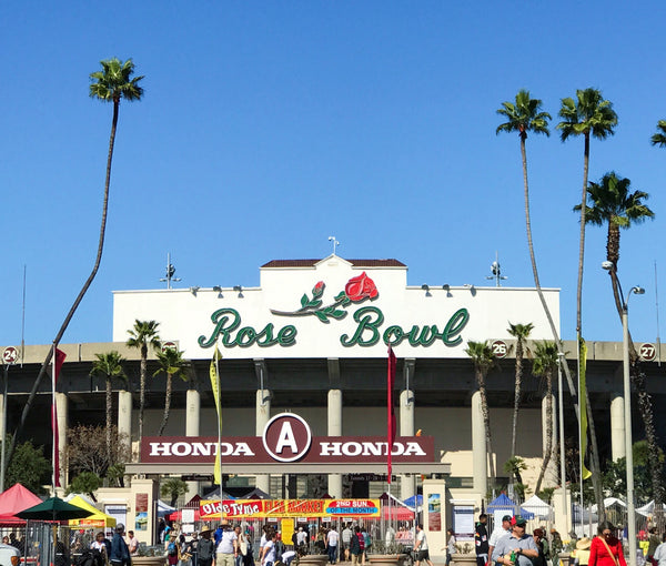Street Style The Rose Bowl Flea Tamarind