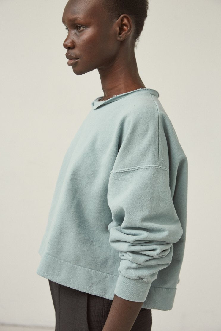 Rachel Comey Mingle Sweatshirt in Seagreen