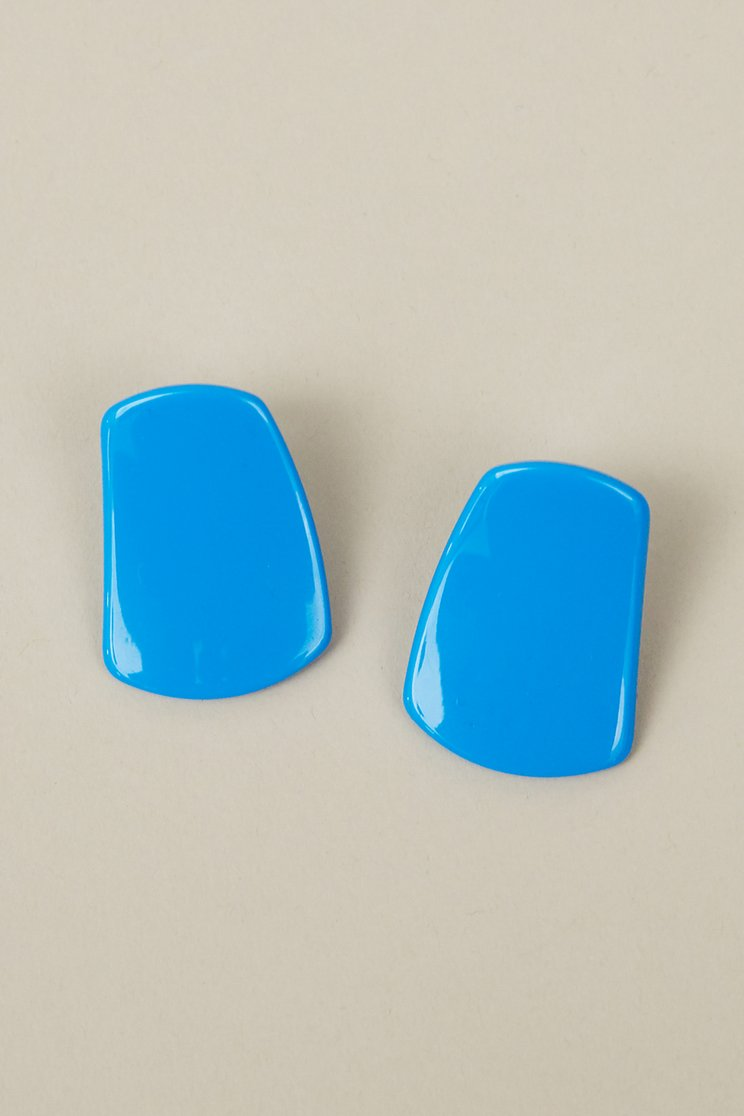 Rachel Comey Dusk Earrings in Blue
