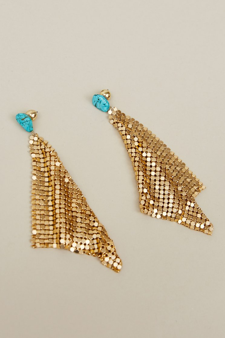 Rachel Comey Sprink Earrings in Gold