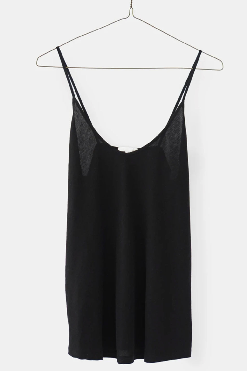 Skin Sexy Pima Cotton Cami In Black
