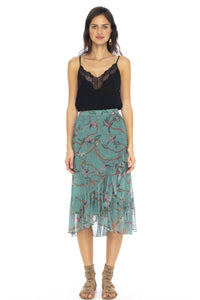 Caballero Celine Skirt In Monkey Business