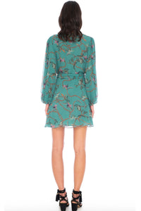 Caballero Sofia Dress In Monkey Business