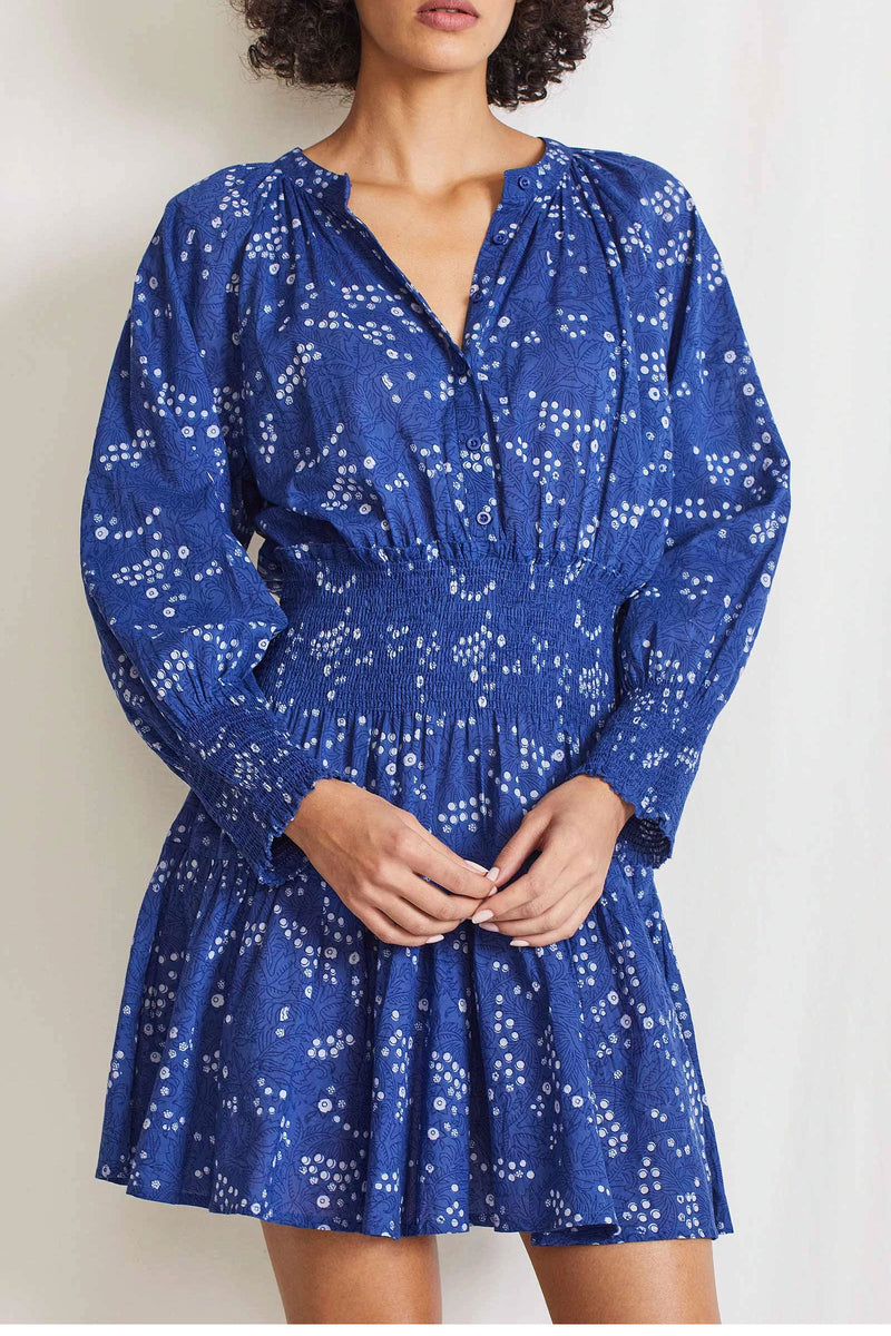 Valley Rose Hera Solitaire Ring in Yellow Gold & White Sapphire