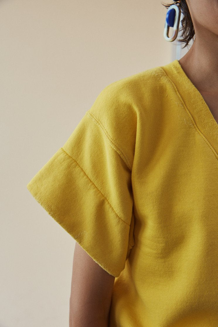 Rachel Comey Tender Sweatshirt in Citron
