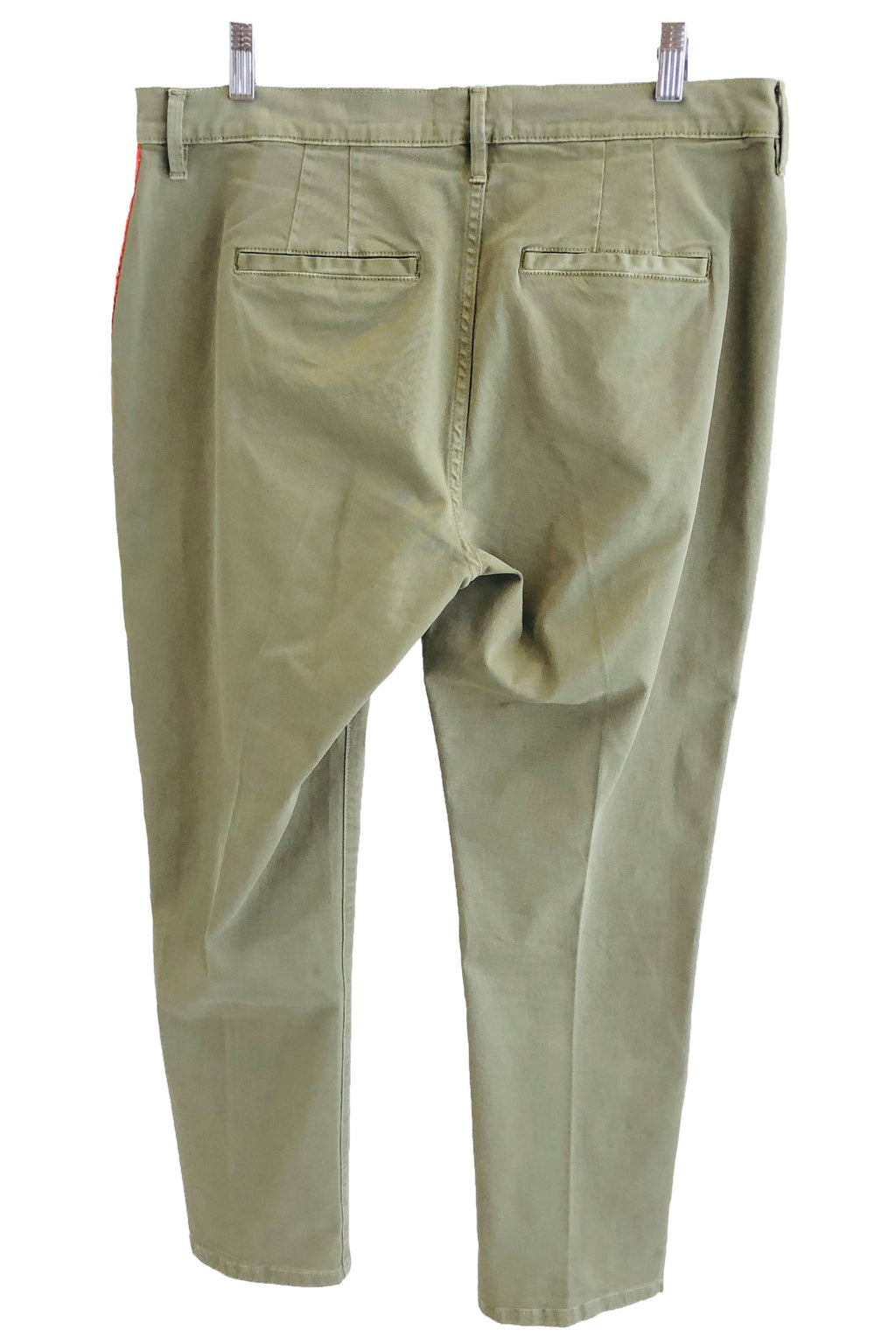 Le Beau Duo Tape Chino in Washed OD