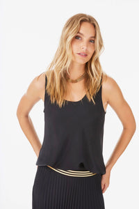 Xirena Bella Tank Top In Black