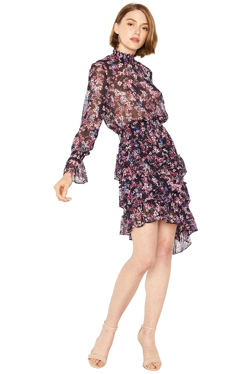 Misa Floral Savanna Dress
