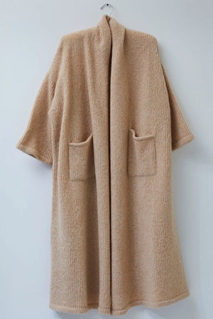 Atelier Delphine Haori Extra Long in Grain
