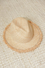 Lola Ehrilich Hats Dad's Hat in Natural