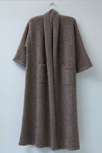 Atelier Delphine Haori Extra Long Coat in Deer
