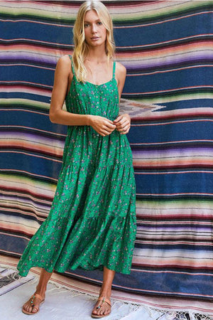 Xirena Sophie Dress In Green Grass