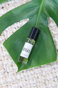OLO Cedar and Rose Parfum