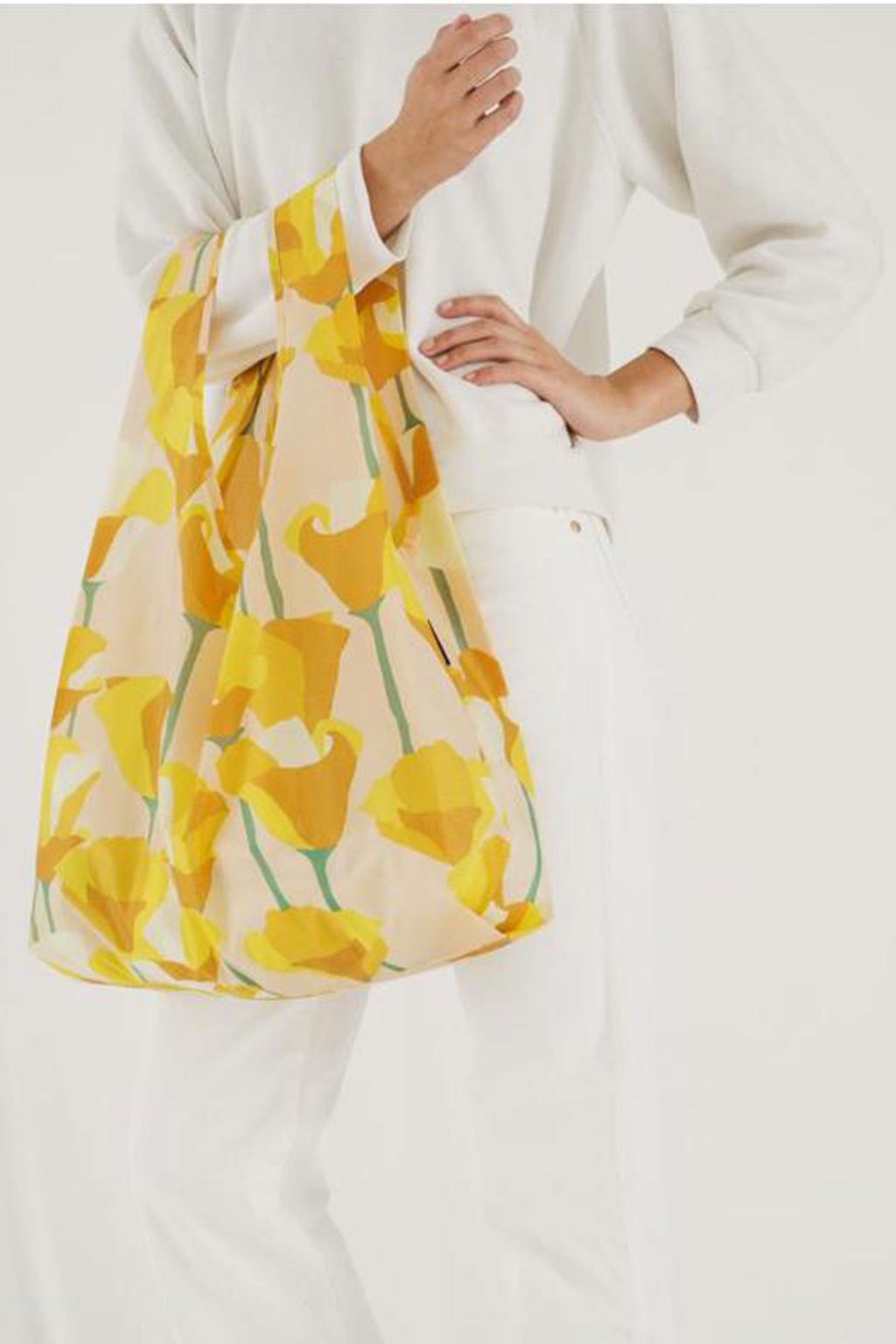 Baggu Reusable Bag In Golden Poppy