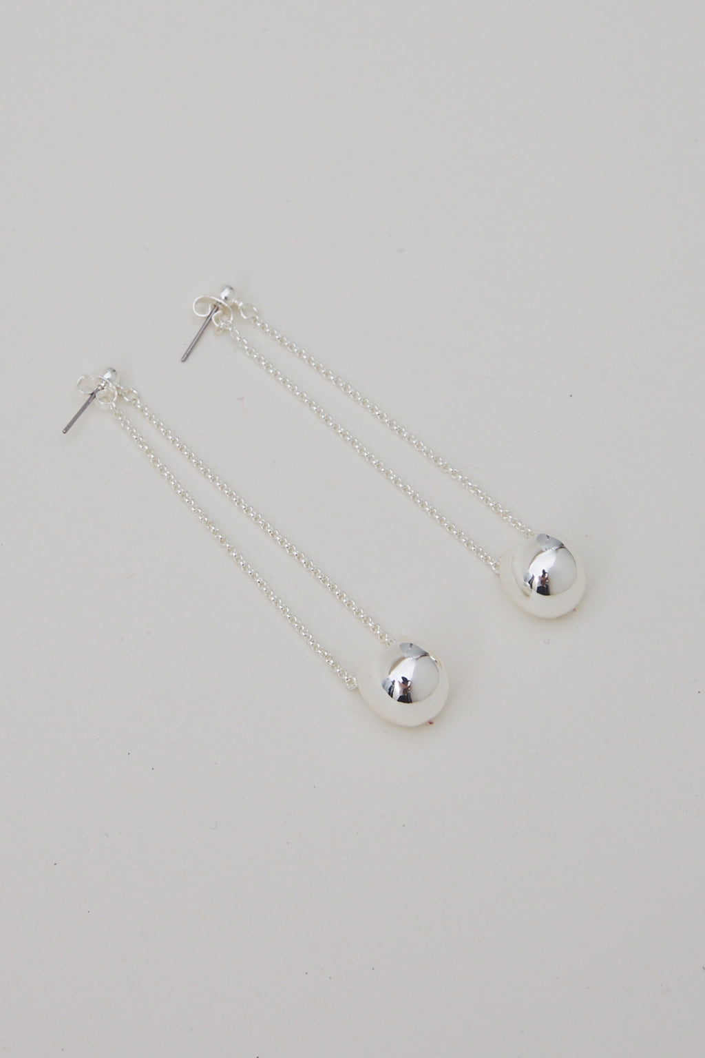 Rachel Comey Mast/ Burgee Earrings in Sterling Silver