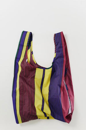 Baggu Reusable Bag In Scarf Stripe