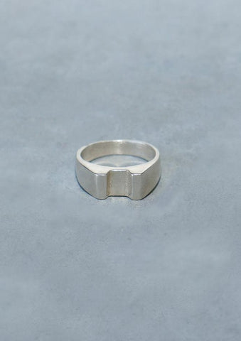 Seaworthy Norde Ring in Silver