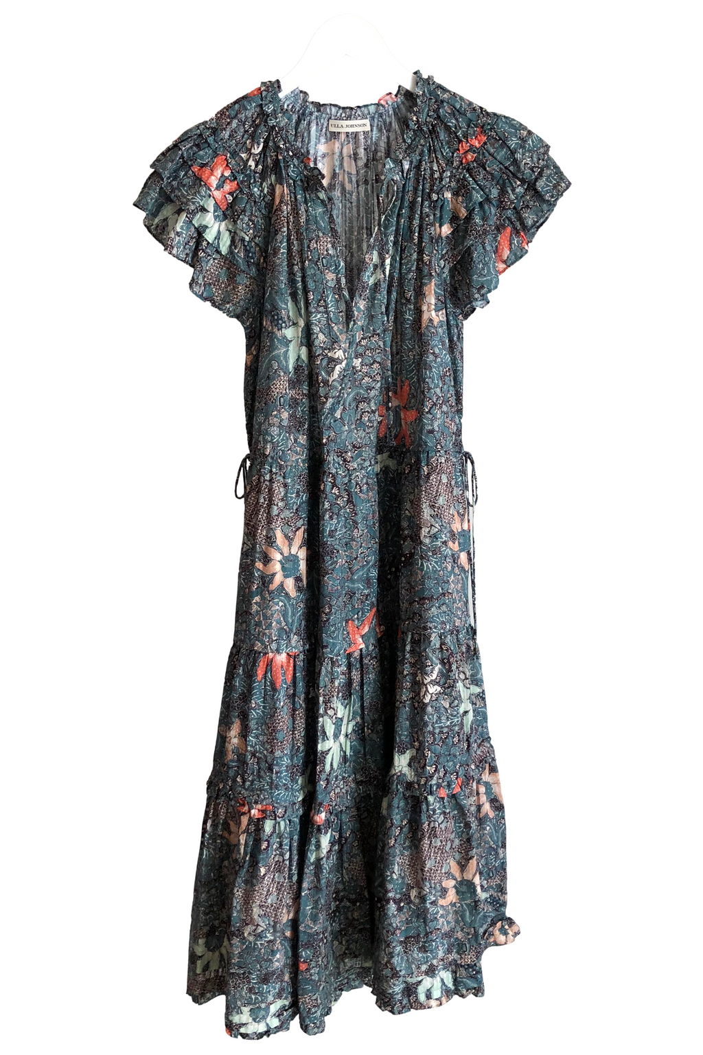 Ulla Johnson Rema Dress Malachite