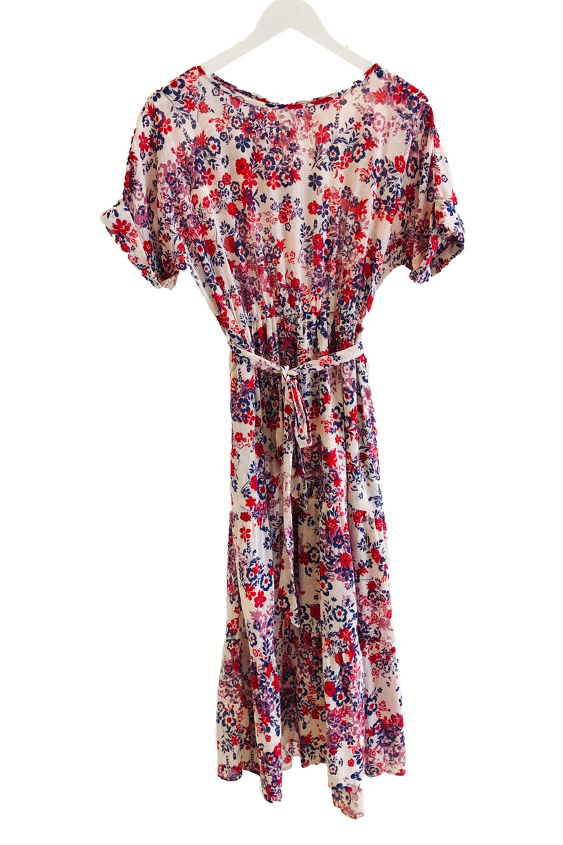 Xirena Aubrey Dress in Floral in Stevie