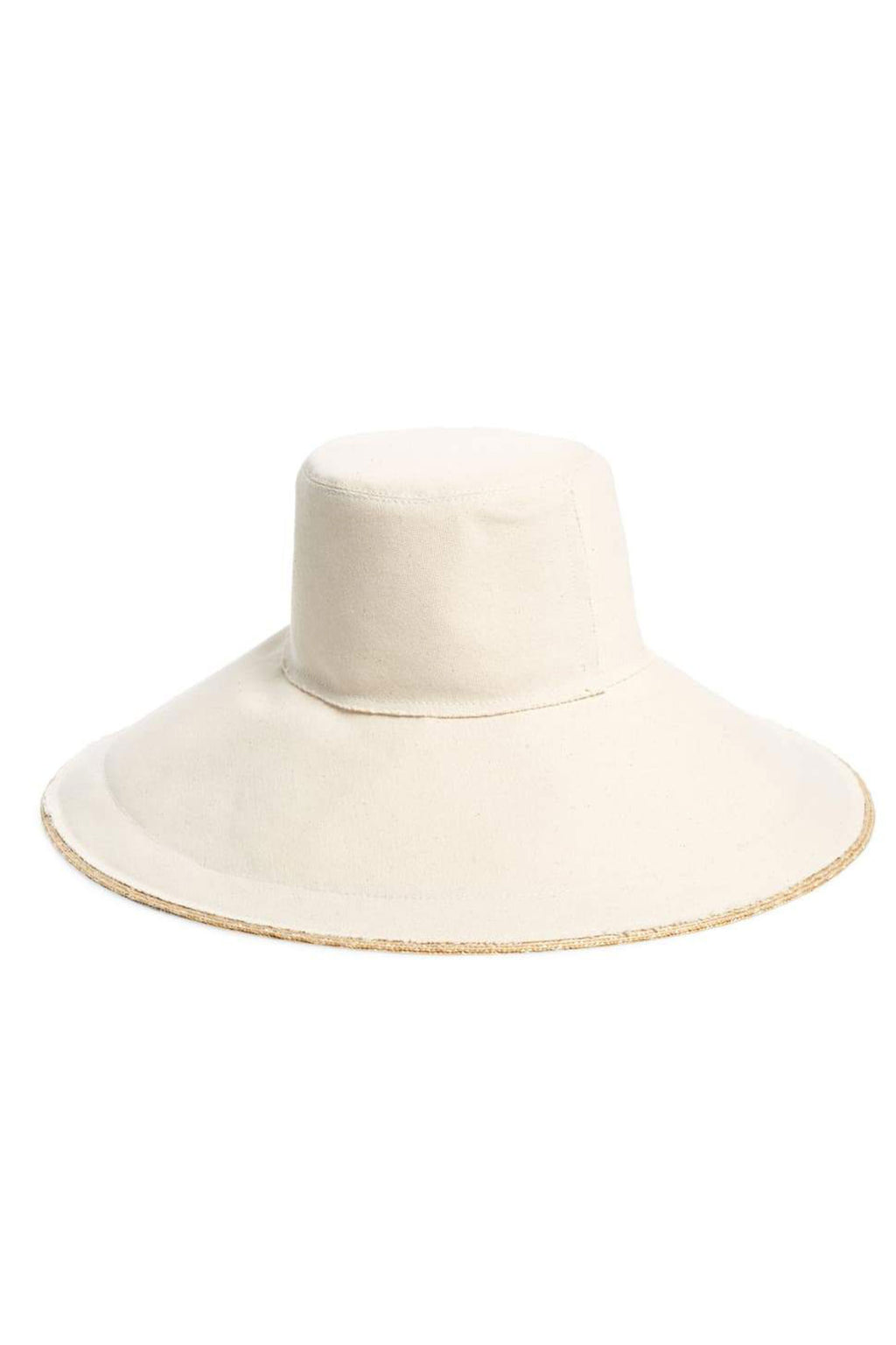 Lola Ehlrich Single Take Hat In Natural