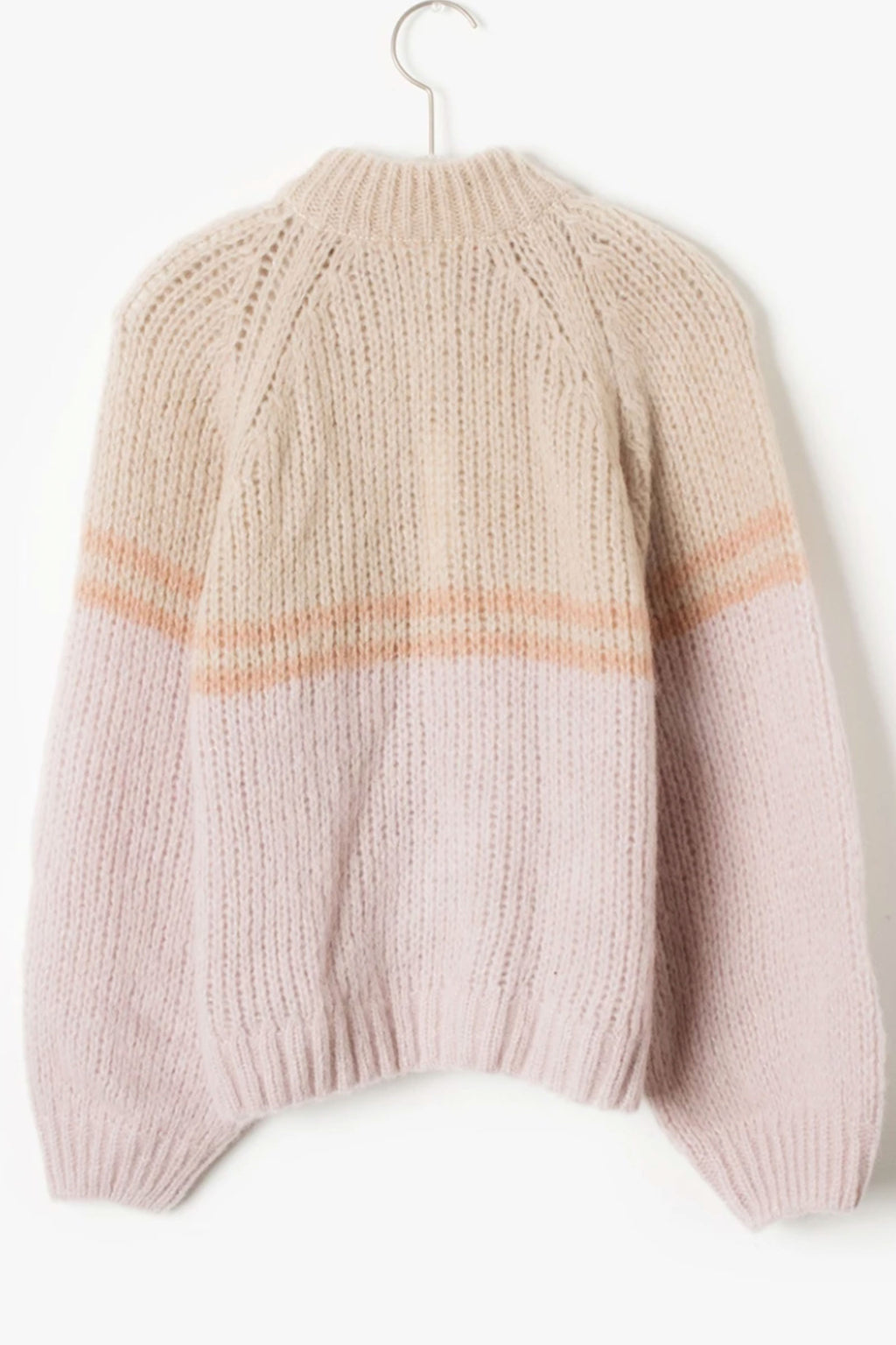 Xirena Lurex Knit Sweater in North Star