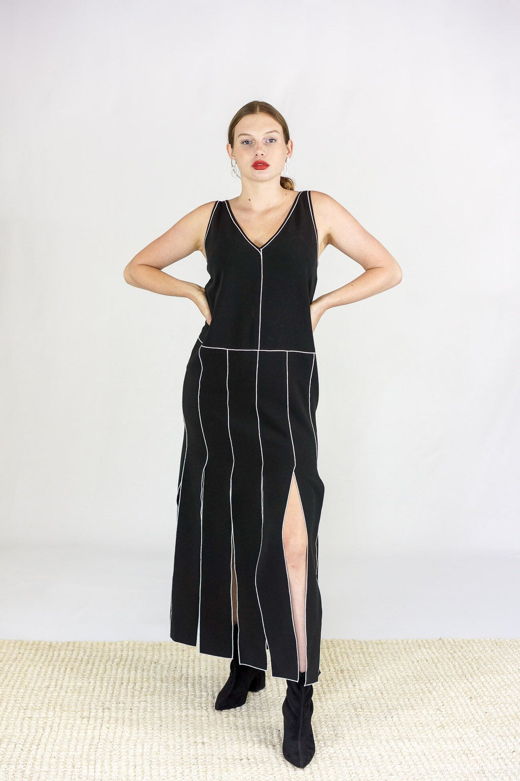 Rachel Comey Fleet Dress in Black