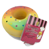 Rainbow Pop Sammy the Patissier Colorful Donut