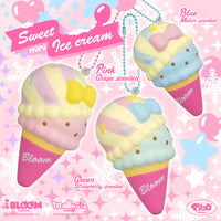 Ibloom Mini Sweet Ice Cream Squishy company add