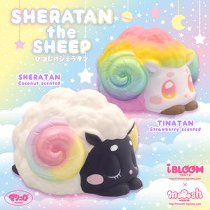 Ibloom Sheratan the Sheep Squishy