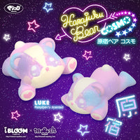 iBloom Harajuku Bear Squishy Cosmo Galaxy Harajuku Bear Squishy iBloom company add