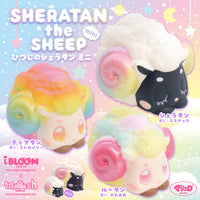 iBloom Mini Sheratan Sheep Squishy