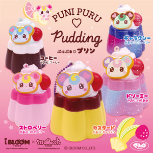 IBloom Lollipop Girl Puni Puru Pudding Squishy