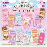 iBloom Mini Creamy Milk Bottles Squishy
