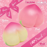 IBloom Medium Peach Squishy I Love Peach Series 3