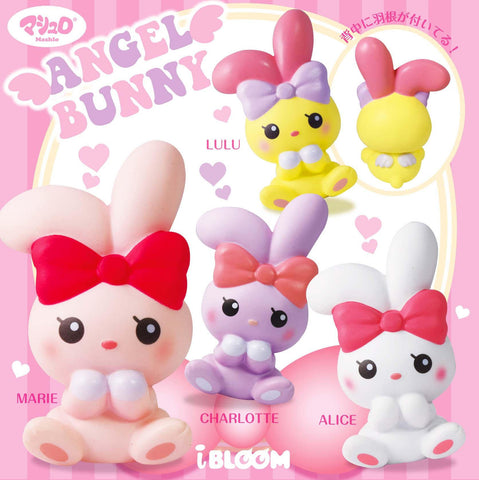 iBloom Angel Bunny Squishy