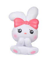 iBloom Angel Bunny Squishy white bunny front view