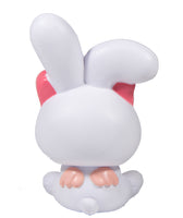 iBloom Angel Bunny Squishy rear bunny side view